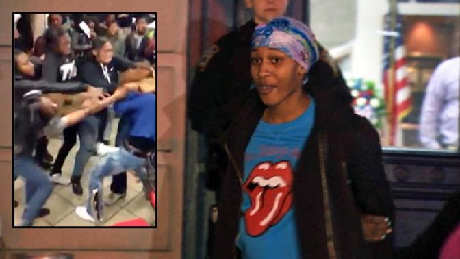 Brutal McDonald's Brawl Leader Aniah Ferguson Blows Psych Op, Sent To Rikers Island