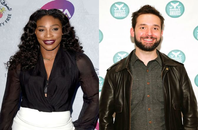 It's A Grand Slam! Tennis Champ Serena Williams Set To Marry Reddit Co-Founder Boyfriend Alexis Ohanian