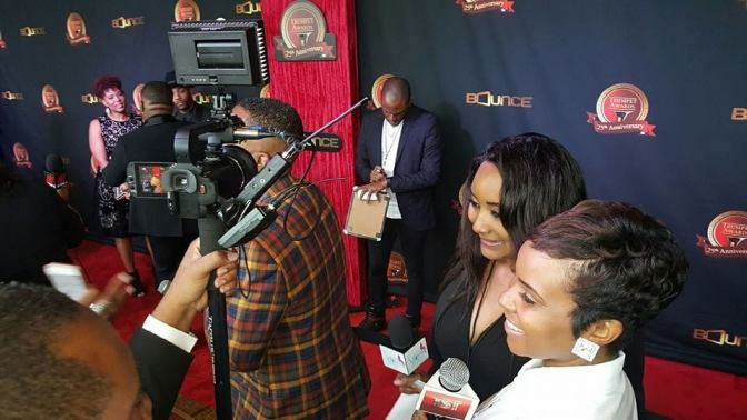 SytonniaLIVE: Episode 6 Trumpet Awards Red Carpet Special