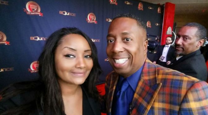 Bounce TV Takes Over The Trumpet Awards