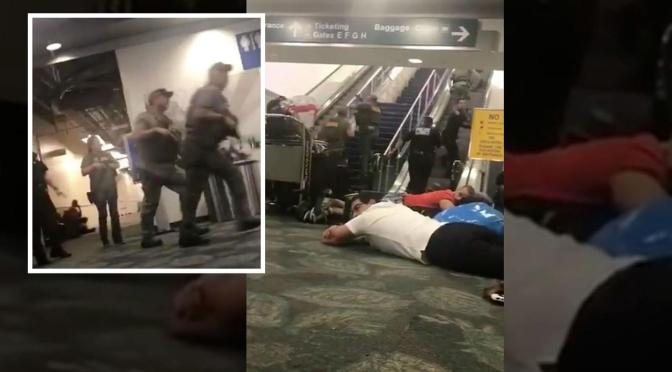 Video Shows Moment Esteban Santiago Opened Fire In Fort Lauderdale Airport