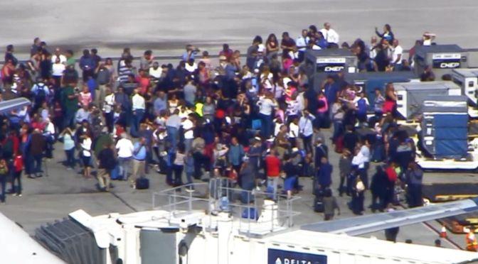 5 Dead, 8 Injured In Shooting At Fort Lauderdale-Hollywood Airport; Esteban Santiago Identified As Gunman