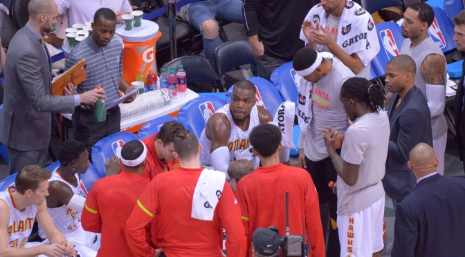 {Video} Paul Millsap Absorbs Miserable Loss To The Wizards While Markieff Morris Talks Momentum