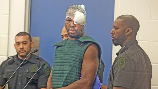 Vigilante Justice: Accused Killer Markeith Loyd Loses Eye Suffers Broken Nose And Jaw During Apprehension
