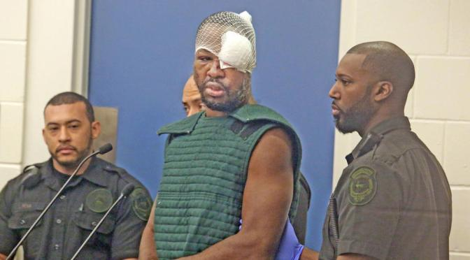 Vigilante Justice: Accused Killer Markeith Loyd Loses Eye Suffers Broken Nose And Jaw During Apprehension