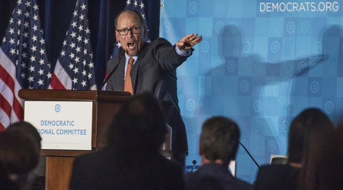 Former Labor Secretary Tom Perez Will Lead DNC, And Gives Donald Trump Some Top Tier Shade
