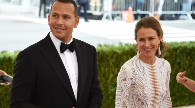 Alex Rodriguez Splits Silicone Valley Billionaire Anne Wojcicki