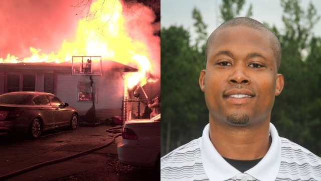 Ex-UGA NFL Player, Woman And Child Killed In Monroe House Fire
