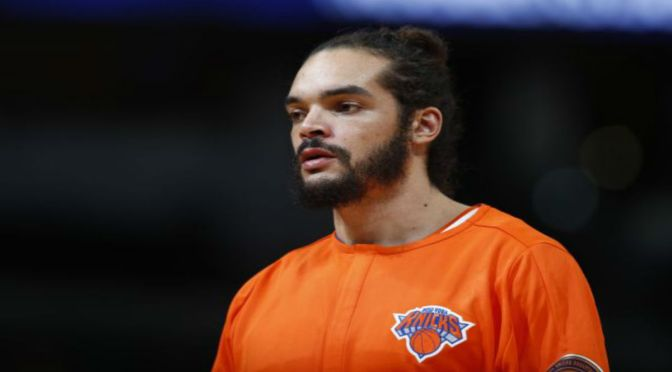Joakim Noah Suspended For 20 Games