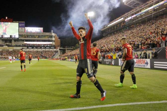 Atlanta United Falls To New York In Electrifying Premiere