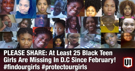 MissingDCGirls