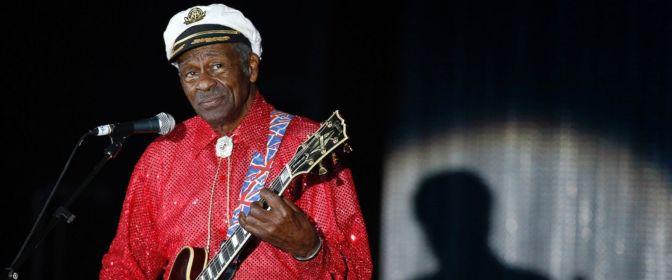 Legendary Chuck Berry Dead At 90