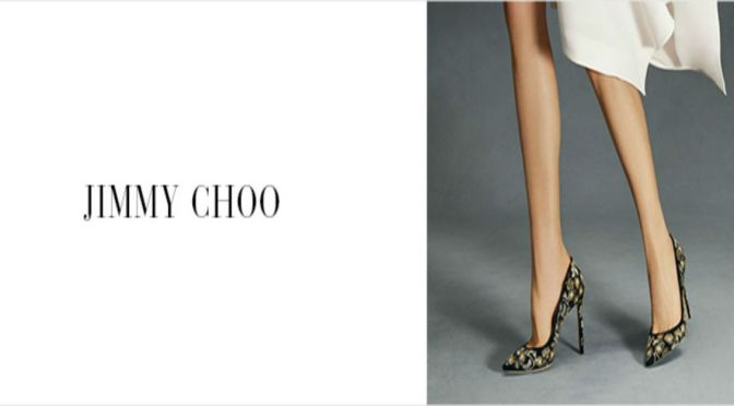 Jimmy Choo Is Up For Sale!