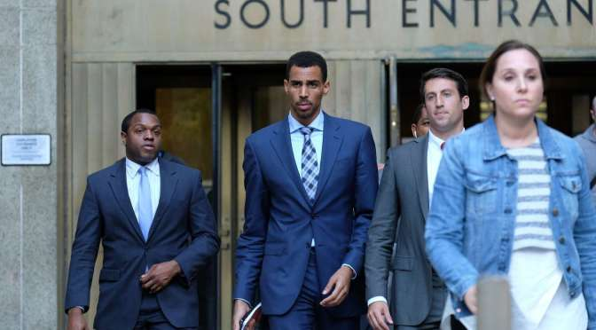 NYPD Will Pay Thabo Sefolosha $4 Million Dollars For Breaking His Leg