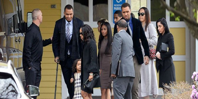 Family Lays Aaron Hernandez To Rest, Prepares To Fight Suicide Notion