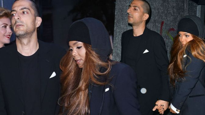 Culture Clash? Janet Jackson Splits From Qatari Husband