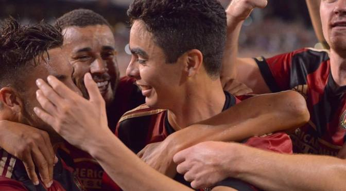 Atlanta United Impressive In 4-1 Win Over Houston