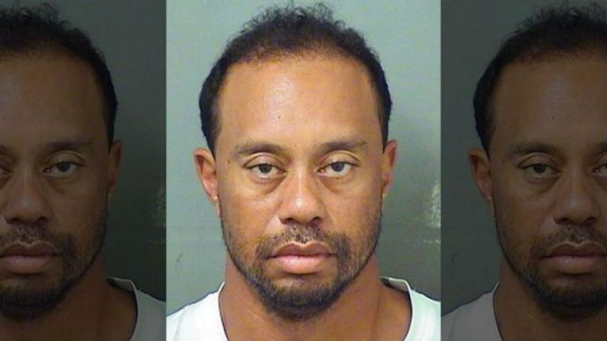 Tiger Woods Blames Bad Mix Of Medications On DUI Arrest