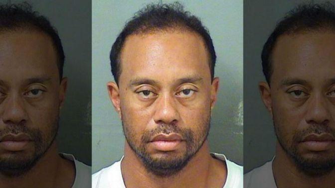 Tiger Woods Blames Bad Mix Of Medications On DUI Arrest