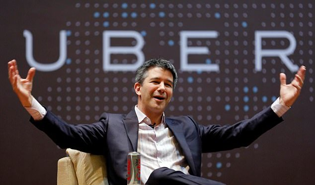 Shareholder Revolt Pushes Uber Founder and CEO Travis Kalanick Out
