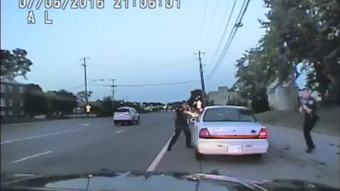 {Video} Full Dashcam Video Released In Philando Castile Shooting