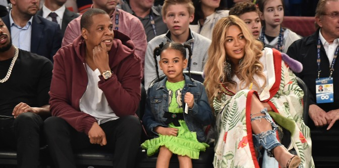 """There's No Such Thing As An Ugly Billionaire…I'm Cute."" Following The Release Of 4:44,  Jay Z And Beyonce's Twins' Names Are Revealed"