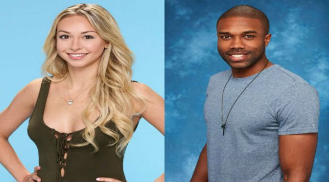 Bachelor In Paradise's Corrine Olympios Claims She Was Too Drunk To Consent Following Oral Sex Act With DeMario Jackson