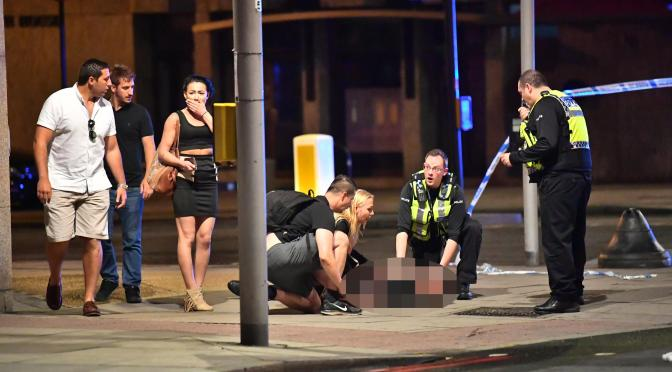 Police Arrest 12 In Stabbing Spree That Left 7 Dead In Yet Another London Attack