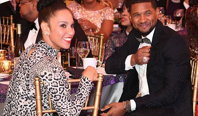 Usher Being Sued Again By Woman He Slept With In April For Exposing Her To Herpes