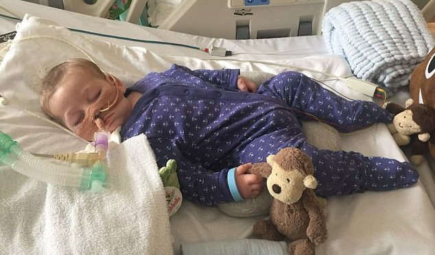Could You Do It? Charlie Gard's Parents Decide To Let Him Die After Tests Show Lack Of Treatment Has Deteriorated His Chances