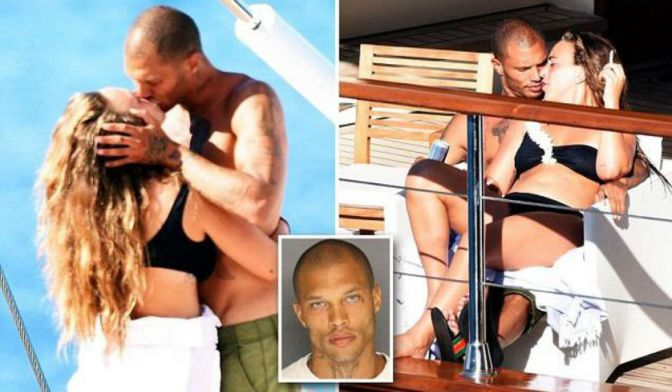 A Sucker For Fame And Success, Felon Turned Model Jeremy Meeks Cheats On Wife With Chloe Green