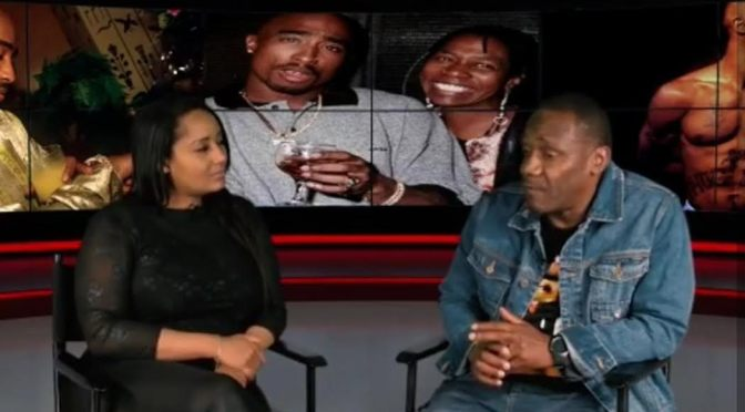{Video} Tupac Shakur's Cousin William Lesane Sits Down With Sytonnia For Candid Interview About The Icon, All Eyez On Me, The Rape Charge and More!