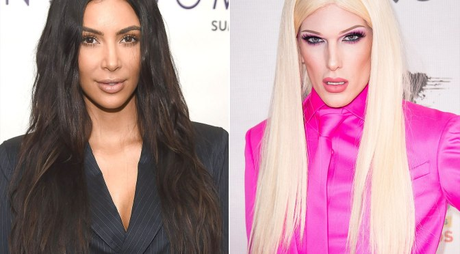 Kim Kardashian Claims Naivety After Defending Racist Beauty Vlogger Jeffree Star