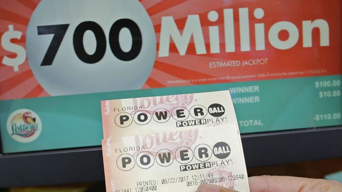 One Person Wins $759 Million Dollar Powerball Jackpot