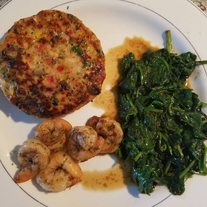 Southwestern Salmon Burger: A Low Calorie Meal You'll Love