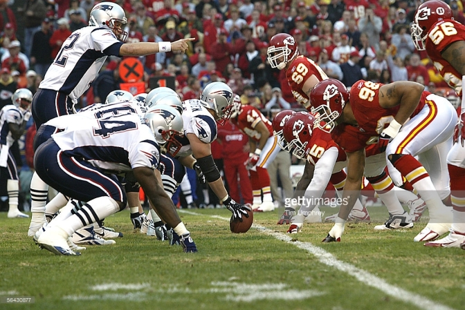 Patriots Kickoff 2017 Season Against Chiefs
