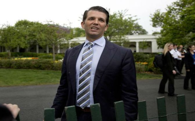 Donald Trump Jr. Will Testify In Russia Collusion Probe Today
