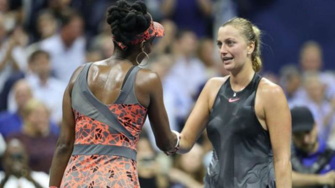 Petra Kvitova Loses To Venus But Appears To Be Back In Full Force After Knife Attack Almost Ruined Her Career