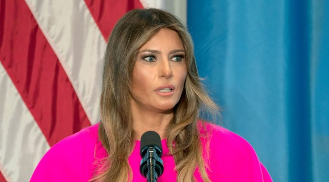 The New York Times Highlights Donald Trump's 369 Twitter Insults As Melania Gives Anti-Bullying Speech At United Nations Event