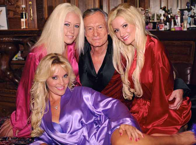 Hugh Hefner Dies At 91