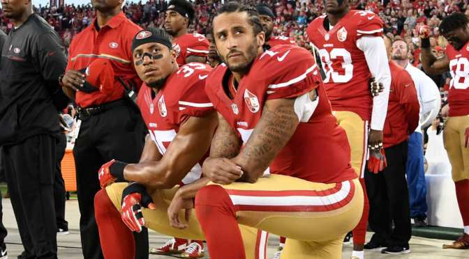 Colin Kaepernick Files Collusion Grievance