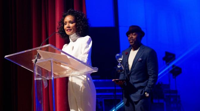 The HBCU Power Awards Honor  Jada Pinkett Smith During Spelman-Morehouse-Clark Atlanta Homecoming