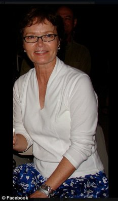 Murphy's wife Nannette