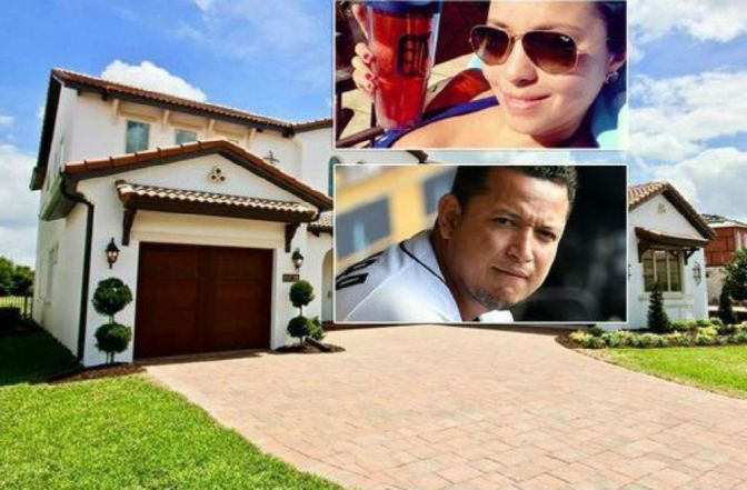 Trouble Continues For Married Baseball Star Miguel Cabrera As He Could Be Hit  With $100,000 Monthly For Child Support After Orlando Woman Files Paternity Suit