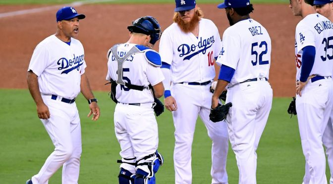 Bullpen Issues Could Surface For Dodgers In Game 4