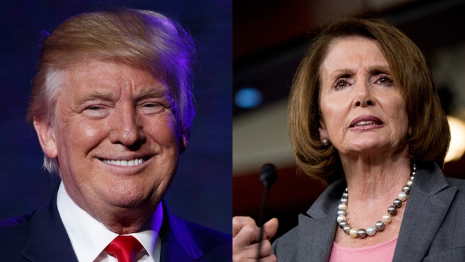 "Nancy Pelosi Says Trump Went Rogue On Healthcare While Democrat Says Decision To End Insurance Subsidies Is ""Healthcare Arson"""