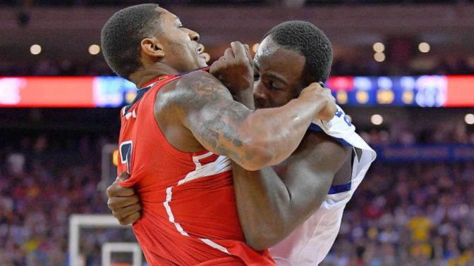Bradley Beal Apologizes To Team For Getting Into Scrap With Draymond Green