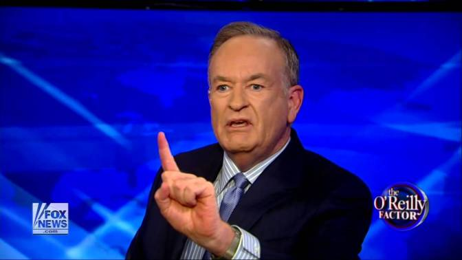 "Say What? O'Reilly ""Mad At God"" Over Latest Sexual Misconduct Claims"