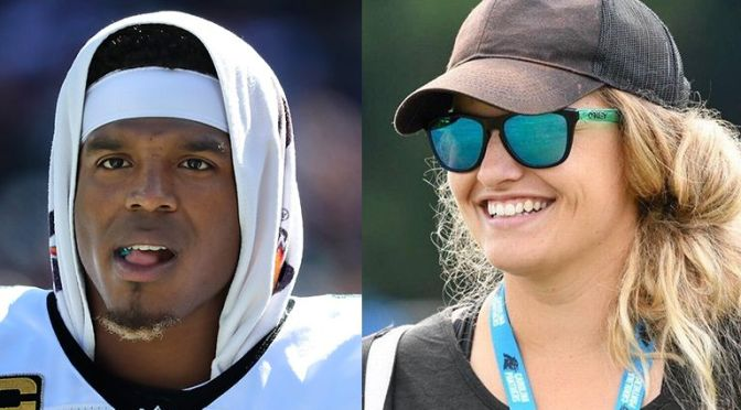 As Cam Newton Apologizes For Sexist Remark, Jourdan Rodrigue Says Sorry For Racist Tweets