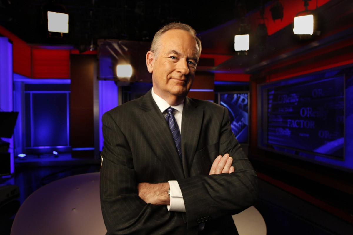 Bill O Reilly Sexual Harassment Case